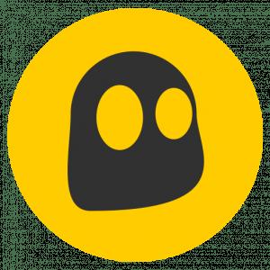 Logo CyberGhost VPN