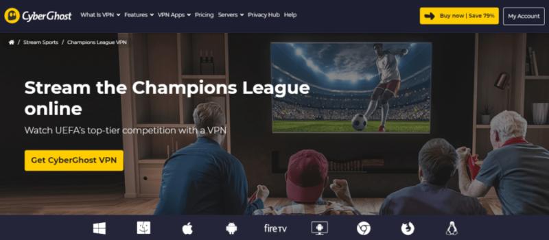 CyberGhost-Champions-League