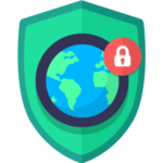 VPN VeePN Logo Green