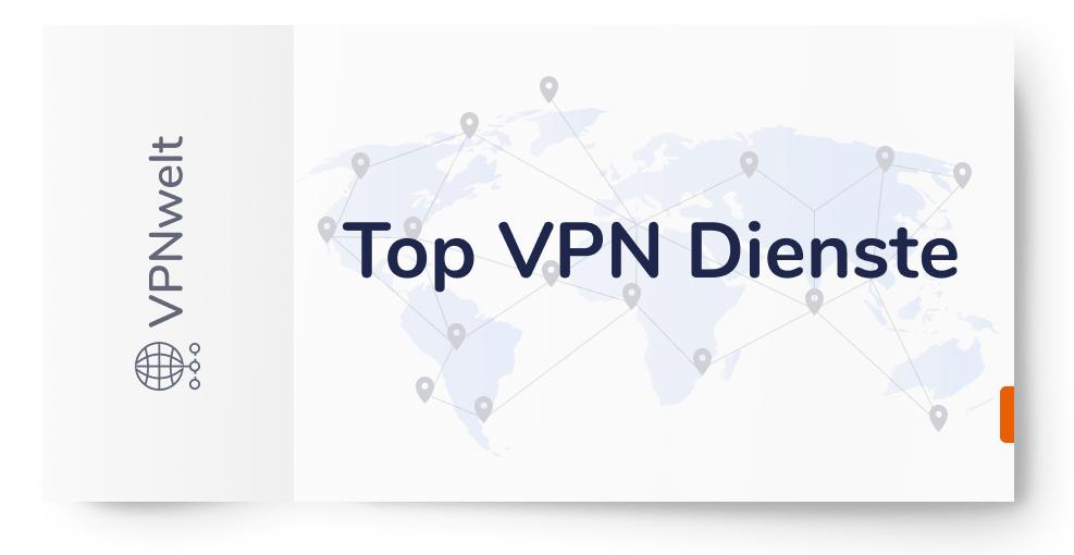 Top VPN Dienste logo