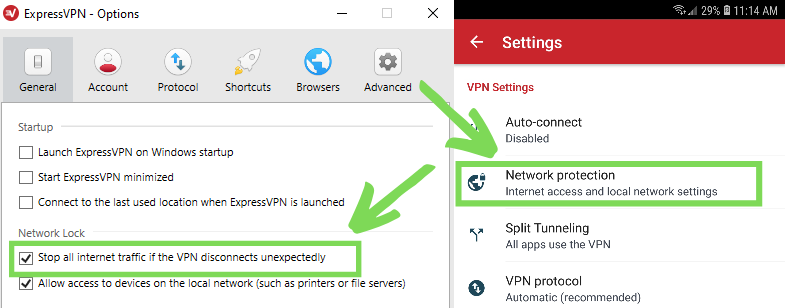 ExpressVPN-protection