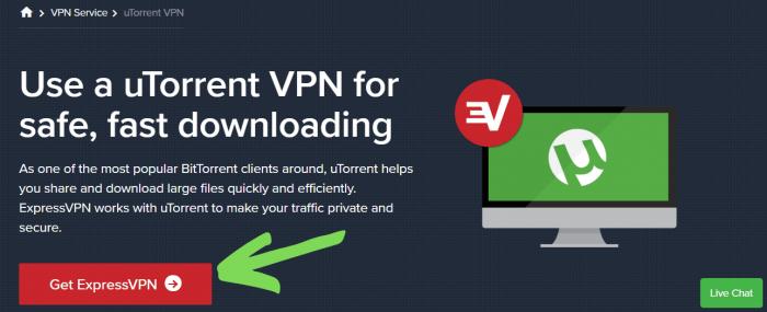 ExpressVPN-torrenting