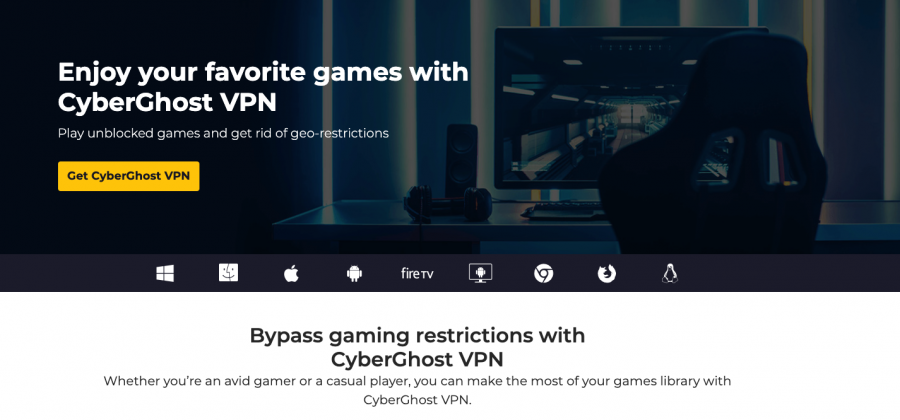 cyberghost-gaming