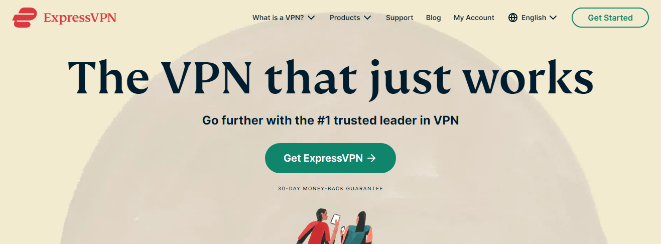 ExpressVPN for Google Chrome