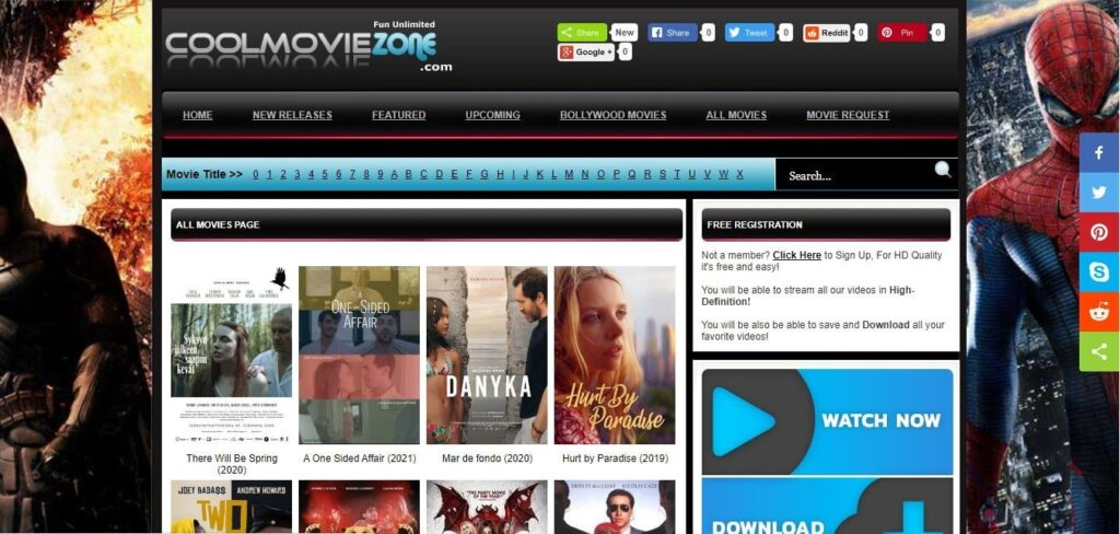 cool movie zone