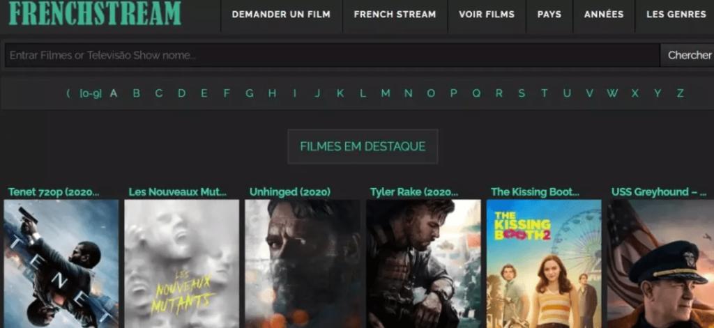 French Stream banner