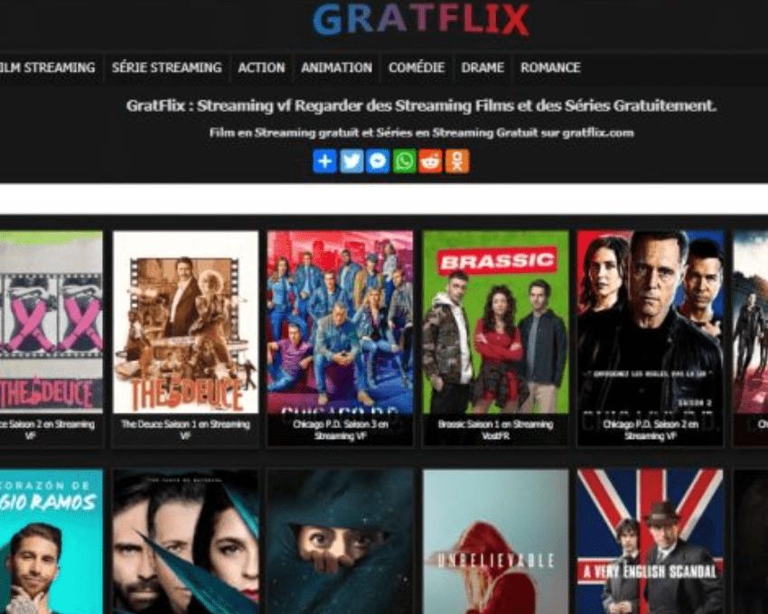 Gratflix banner