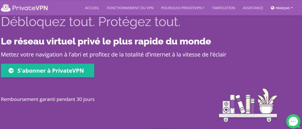 privatevpn banner fr
